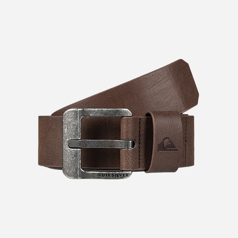 Quiksilver Belt Main Street lll - Chocolate Brown