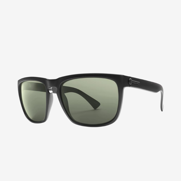 Electric Knoxville XL Matte Black/OHM Grey Polarised