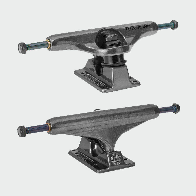 Independent Trucks Forged Titanium Black Stage 11 - 159s