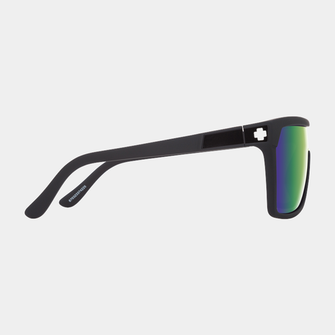 Spy Sunglasses Flynn - Matte Black Happy Bronze Green Spectra