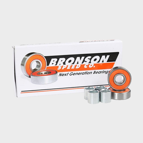 Bronson Speed Co Bearings