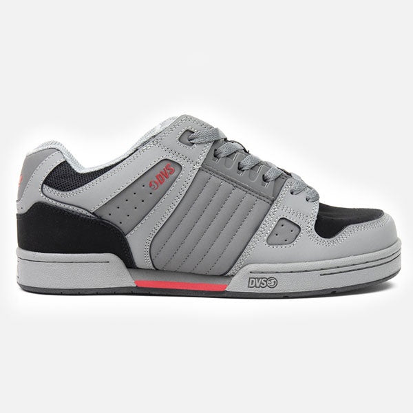 DVS Celsius - Charcoal/Black/Red