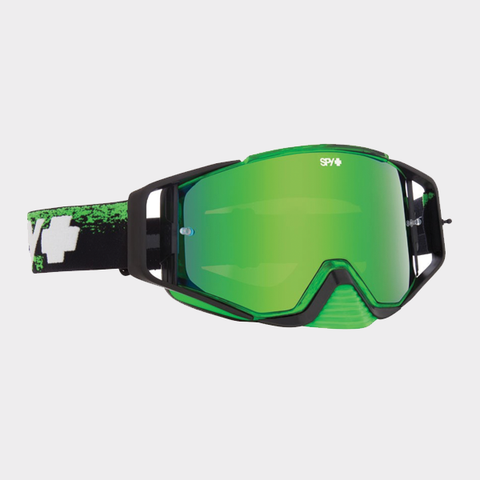 Spy MX Goggle Ace - Masked Green