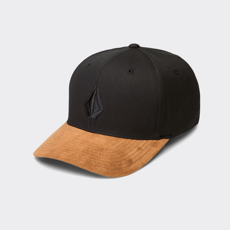 Volcom Full Stone Flexfit Heather - Mud