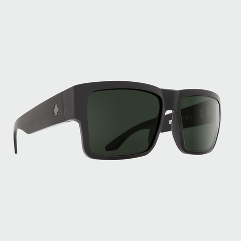 Spy Sunglasses Cyrus - Black Happy Grey Green