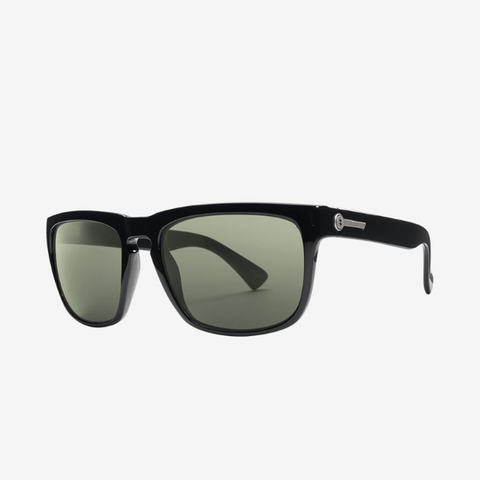 Electric Knoxville Gloss Black Grey Polarized