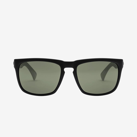 Electric Knoxville Matte Black/OHM Grey Polarised