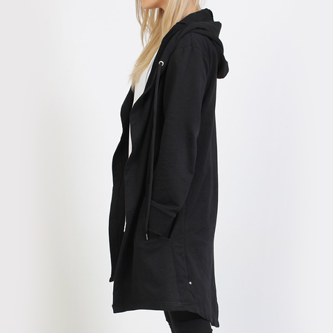 Federation Keeper Hood - black