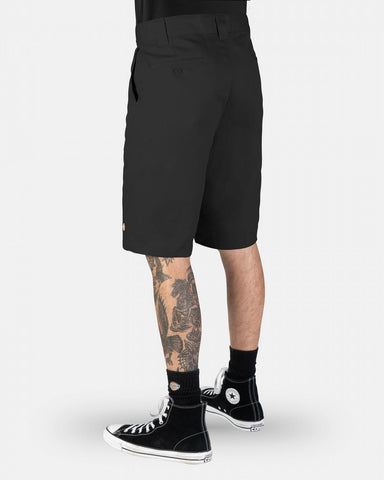 Dickies 131 Slim Straight Shorts - Black