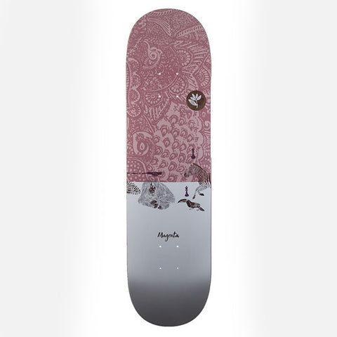 Magenta Deck Monkey Board - 8.5''