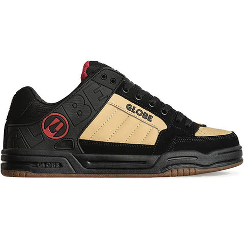 Globe Tilt - Black/Khaki/Red