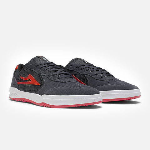 Lakai Atlantic - Charcoal Suede