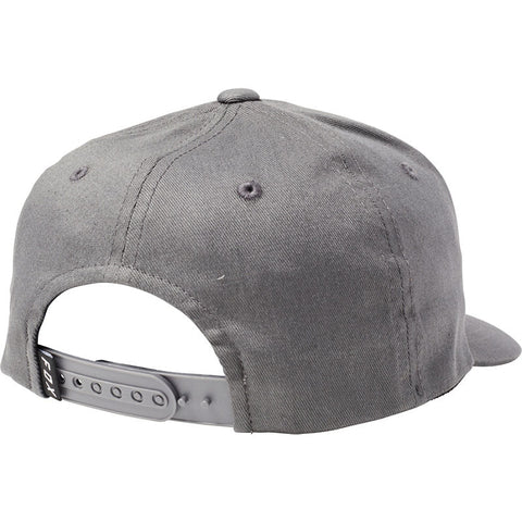 Fox Youth Epicycle 110 Snapback - Pewter Grey