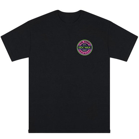 Sex Wax Fluoro Tee - Black