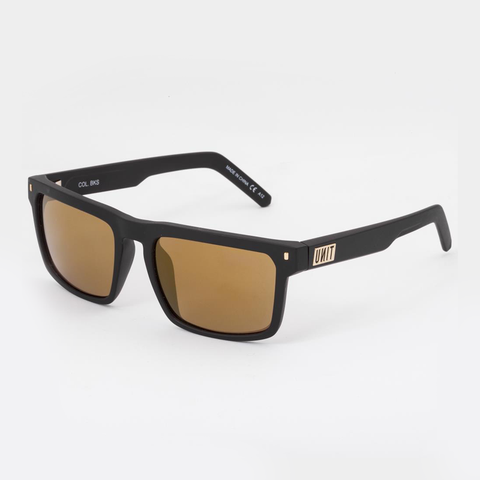Unit Primer Sunglasses - Black/Gold