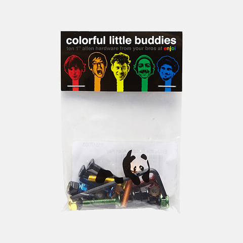 Enjoi Little Buddies Allan Key Hardware