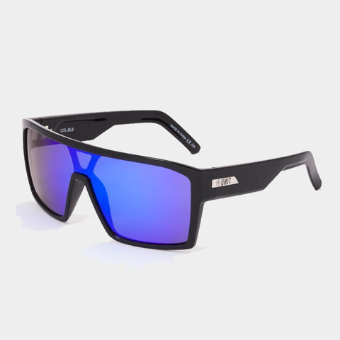 Unit Command Sunglasses - Black/Blue