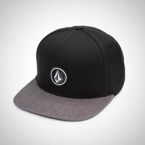 Volcom YOUTH Quarter Snapback Hat