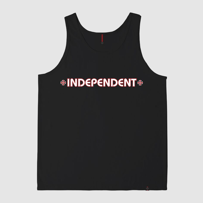 Independent Bar Cross Tank