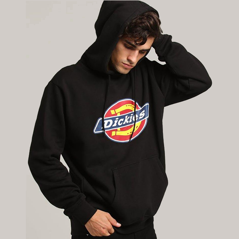 Dickies HS Classic Pop Over Hoody - Black