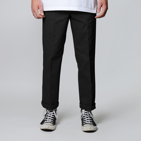 Dickies 873 Flex Slim Straight Fit Pants - Black