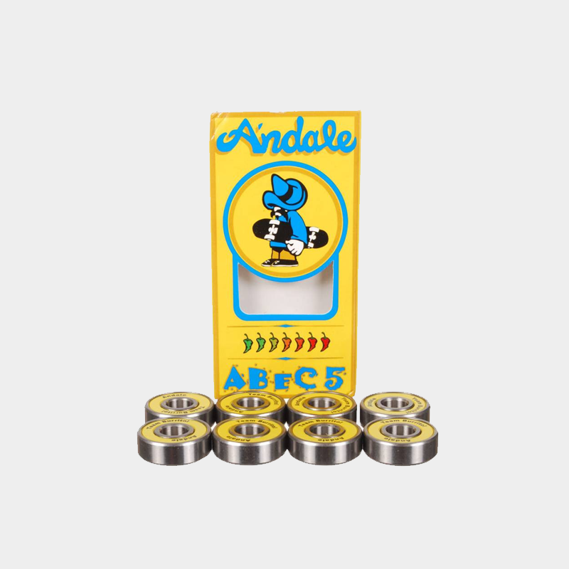 Andale Abec 5 Bearings