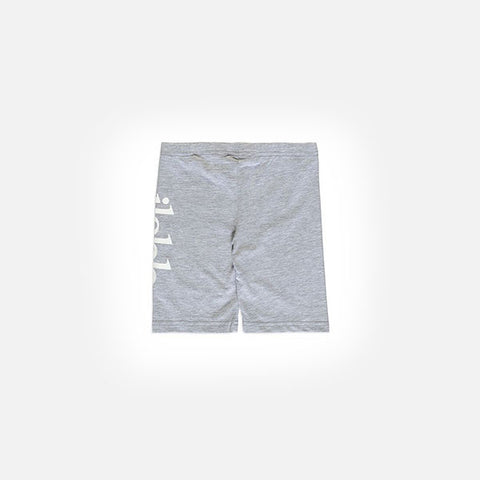Ilabb Kids Capsize Bike Shorts - Grey Marle