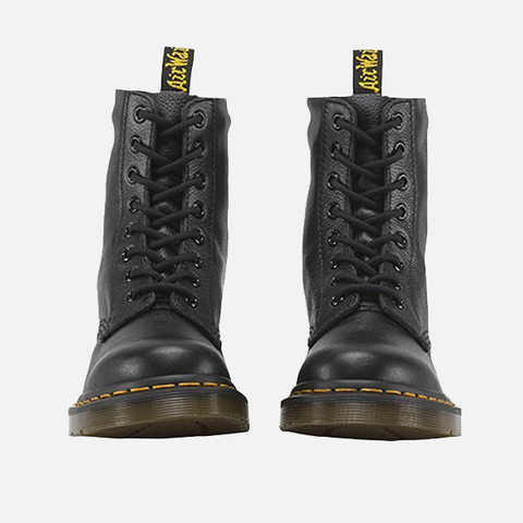 Dr Martens Pascal 8 Eye Boot - Black Virginia