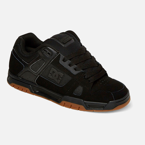 DC Shoes Stag - Black/Gum