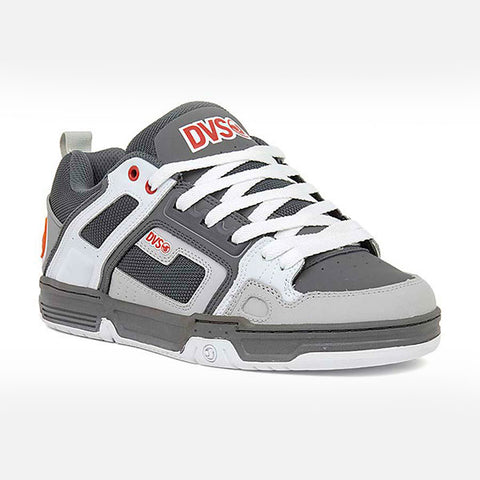 DVS Comanche - Charcoal White/Red