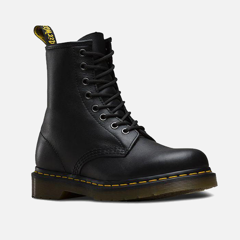 Dr Martens 1460Z DMC 8 Up - Black Nappa