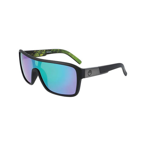 Dragon Remix Matte Black Terrafirma/LL Green Ion