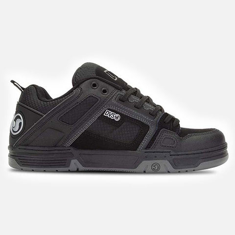 DVS Shoes Comanche - Black/ Charcoal