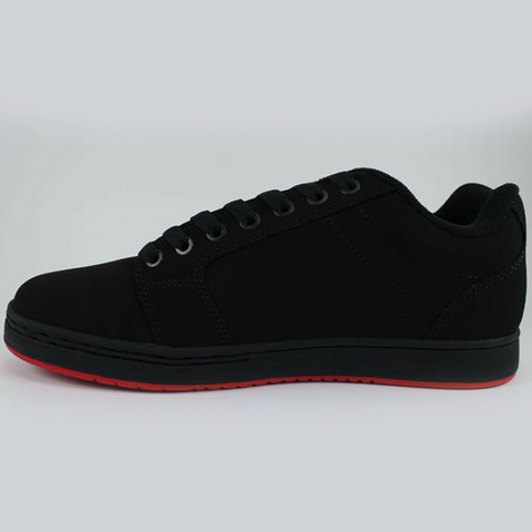 Etnies Metal Mulisha Barge XL - Black/Red