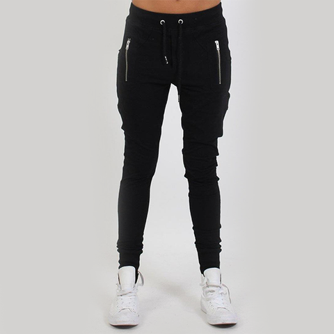 Federation Escape Trackie - Black/Silver Zips