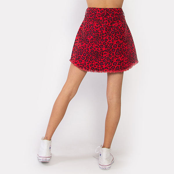 Federation Welcome Skirt - Red