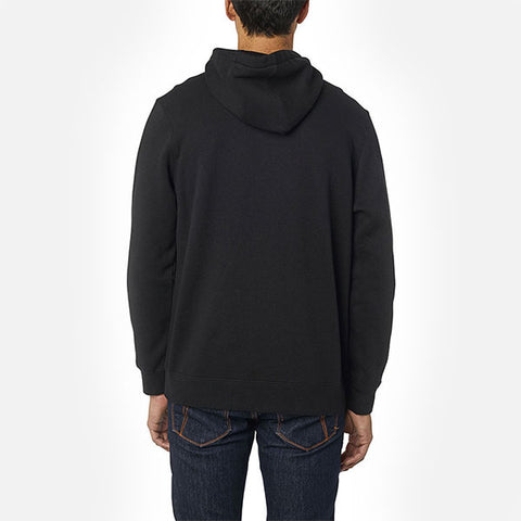 Fox Pro Circuit Pullover Fleece Hood - Black