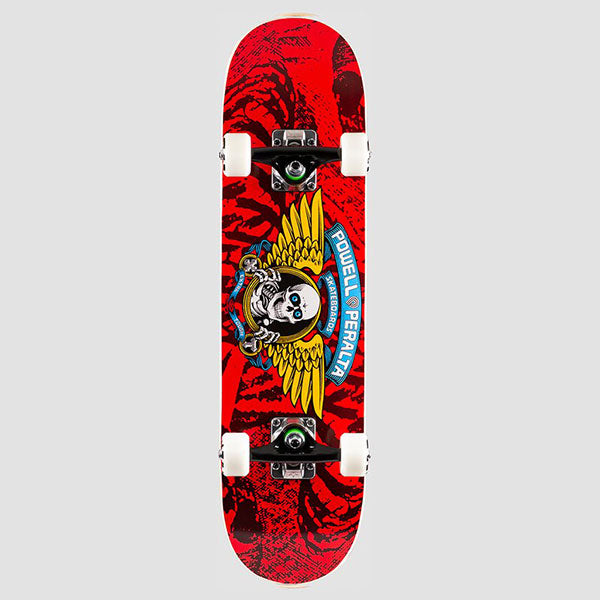 Powell Peralta Winged Ripper Red Complete - 7""