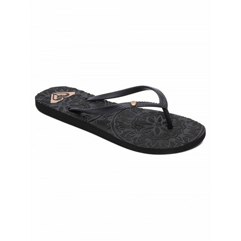 Roxy Antilles Jandals - Black