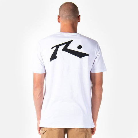 Rusty Competition Tee - White