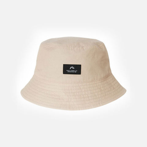 Rusty Dirtbag Reversible Bucket Hat - Humus