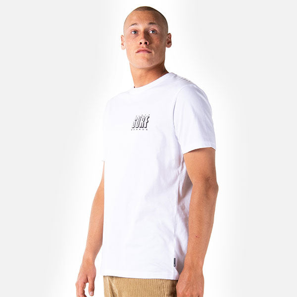 Rusty Eco Warrior Short Sleeve Tee - White