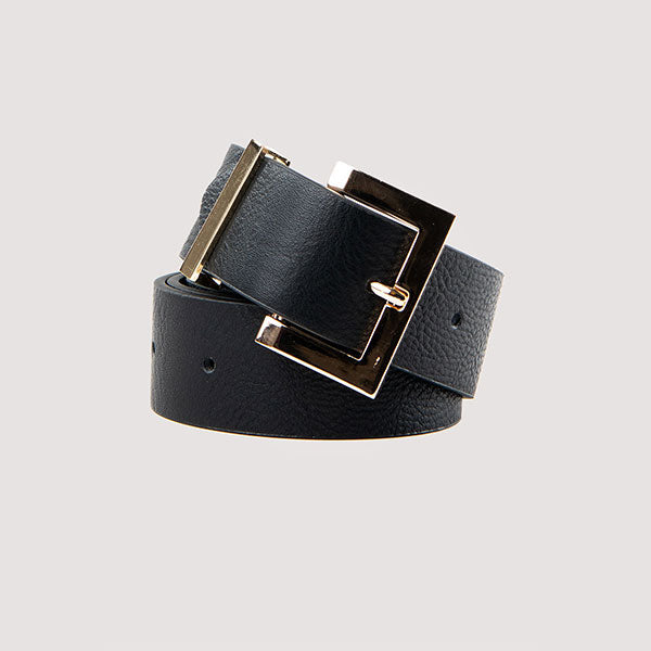 Rusty Penelope Belt - Black