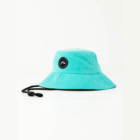 Rusty Youth Boys Dynamic Bucket Hat - Blue Tint