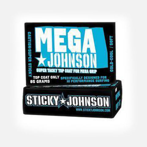 Sticky Johnson Mega Wax - Cold/Cool