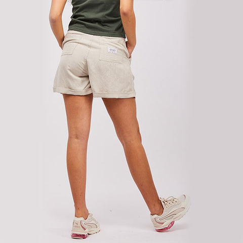 Stussy Porter High Waist Short - Natural