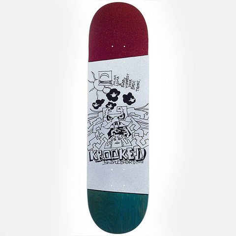Krooked Deck Worrest Truth TT Slick - 8.3