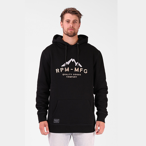 RPM Alpine Hood - Black