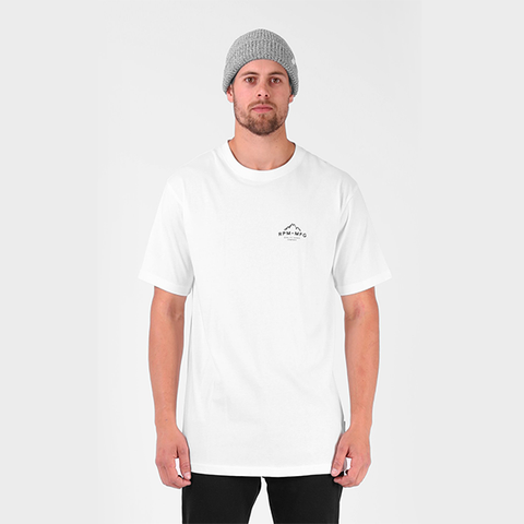 RPM Alpine Tee - White