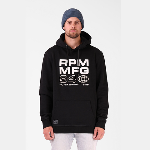RPM Capital Hood - Black